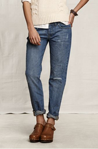Must-Have Pants: Boyfriend Jeans