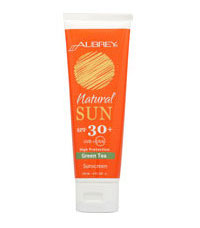 Aubrey Organics SPF 30 Sunscreen