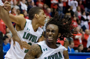 Click here to vote for the Loyola Maryland Greyhounds