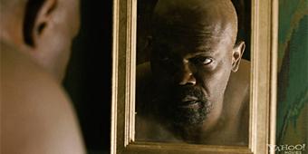 Samuel L. Jackson in 'The Samaritan' (Y! Movies)