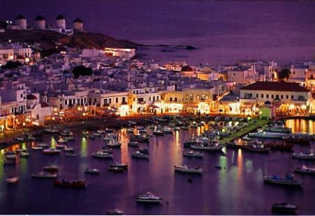 Top 10 des destinations pour faire la fête cet été Mykonos