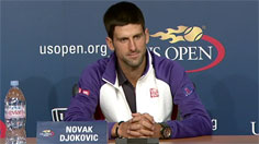 Djokovic Press Conference