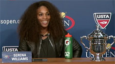 S. Williams Press Conference