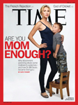 Time's risky cover