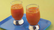 Apple carrot juice