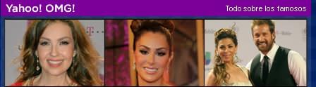Yahoo! OMG! - Todo sobre los famosos