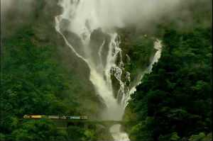 Dudhsagar Falls