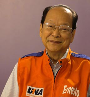 Philippine 2013 Elections: Ernesto Maceda