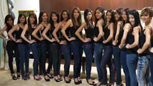 2013 Miss Universe finalists unveiled
