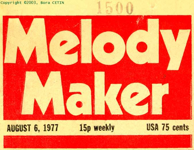 Melody Maker