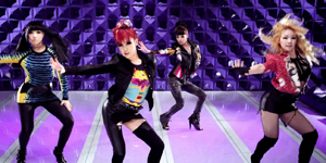 2NE1 - Can&#39;t Nobody