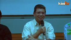Saifuddin examines GE13