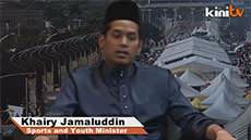Khairy defends Zahid