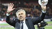 Carlo Ancelotti. / Foto: EFE
