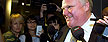 Toronto Mayor Rob Ford arrives at City Hall in Toronto amid allegations of crack cocaine use on Friday May 17, 2013. Published reports say a video appears to show Ford smoking crack cocaine. Ford called the allegations ridiculous. THE CANADIAN PRESS/Frank Gunn