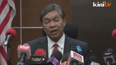 Zahid says won't interfere