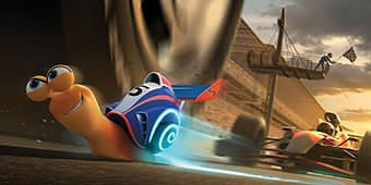 "DreamWorks Animation's ""Turbo"" (Y! Movies)"