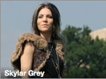 Skylar Grey Answers Your Questions on Video!