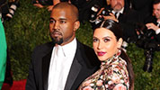 Kim gives birth early