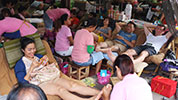 Teng may restrict masseurs