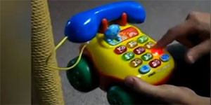 Kinder-Telefon Screenshot Zoom.in-TV