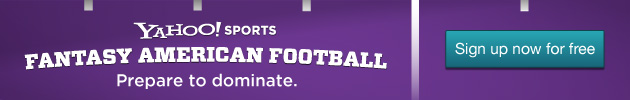 Play Yahoo! Fantasy American Football