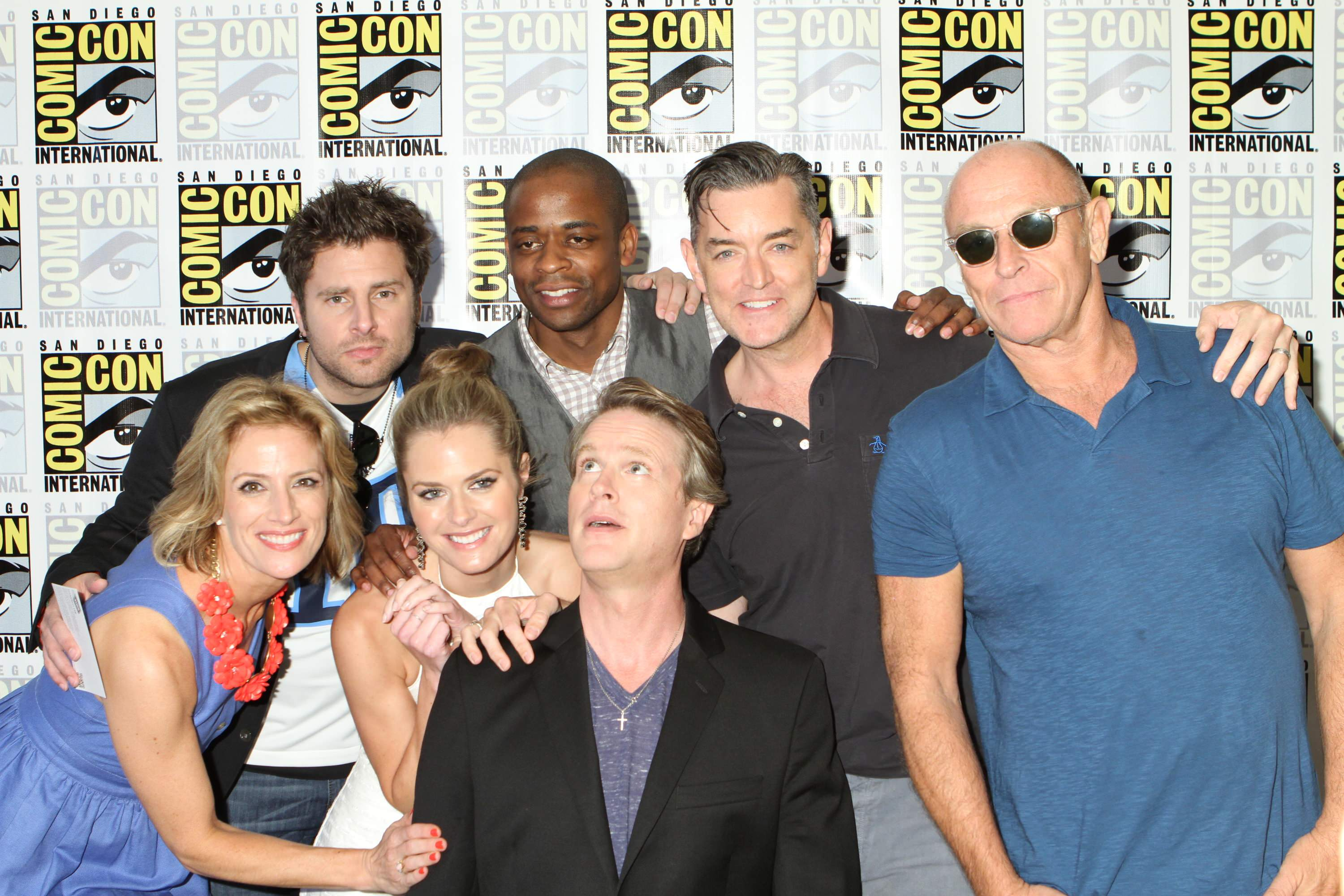 Psych cast dating