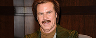 Ron Burgundy looks back at 2013
