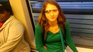 Google Glass marriage proposal