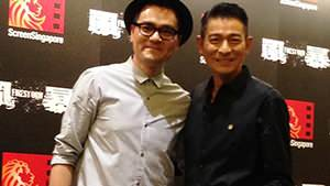 Andy Lau might be trying for second kid