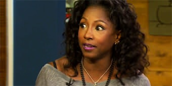 'True Blood' star Rutina Wesley on awkward moment (Daily Shot)