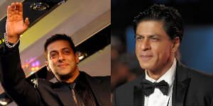 Box office clash Sallu-SRK