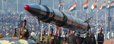 War between nuclear powerhouses like India and Pakistan would most likely end civilization.