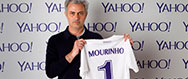The Special One's first interview as Yahoo's Global Football Ambassador