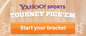Play Yahoo! Sports Tourney Pick'em