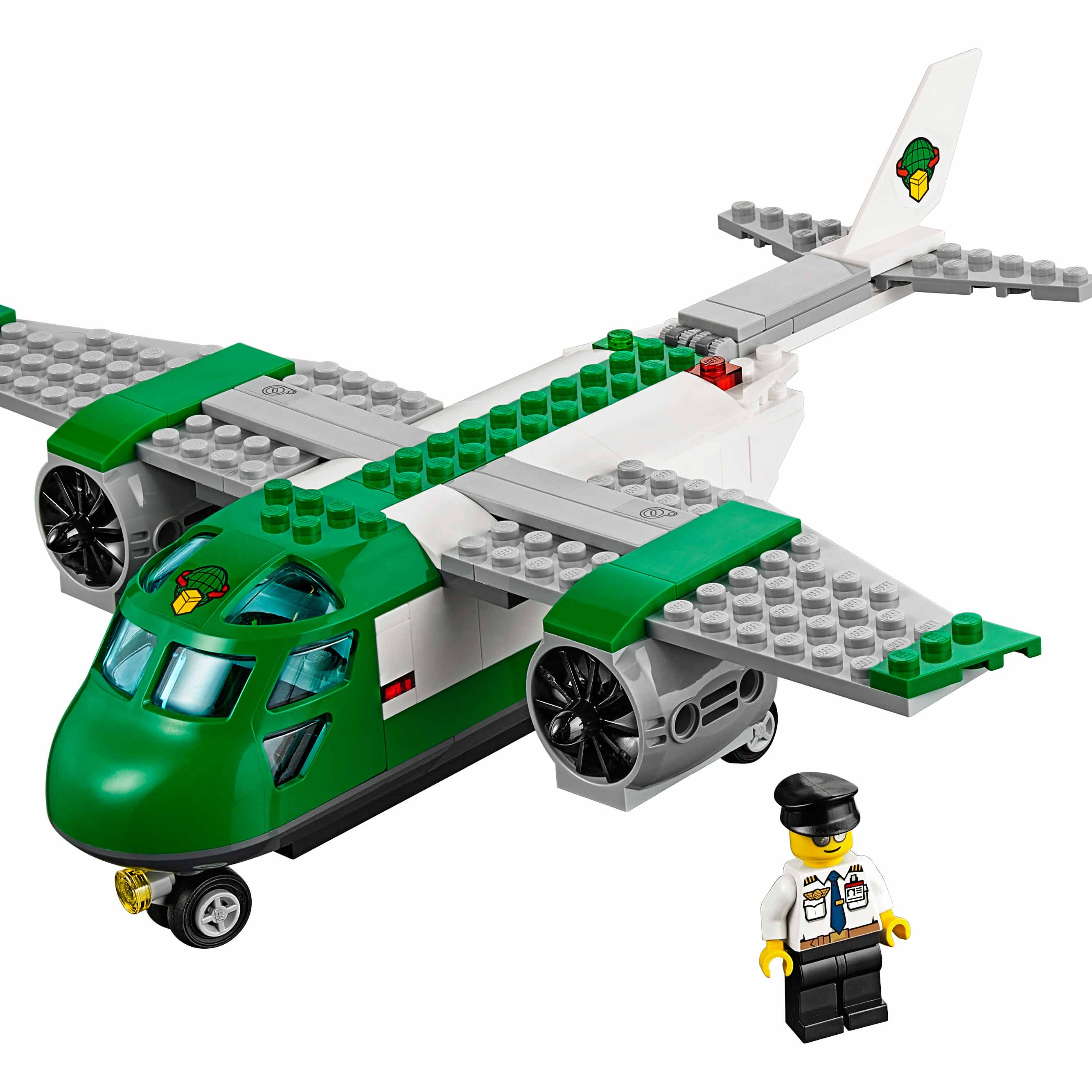 LEGO® City Service Station (60132) Build 1 of 2... — Yahoo ...