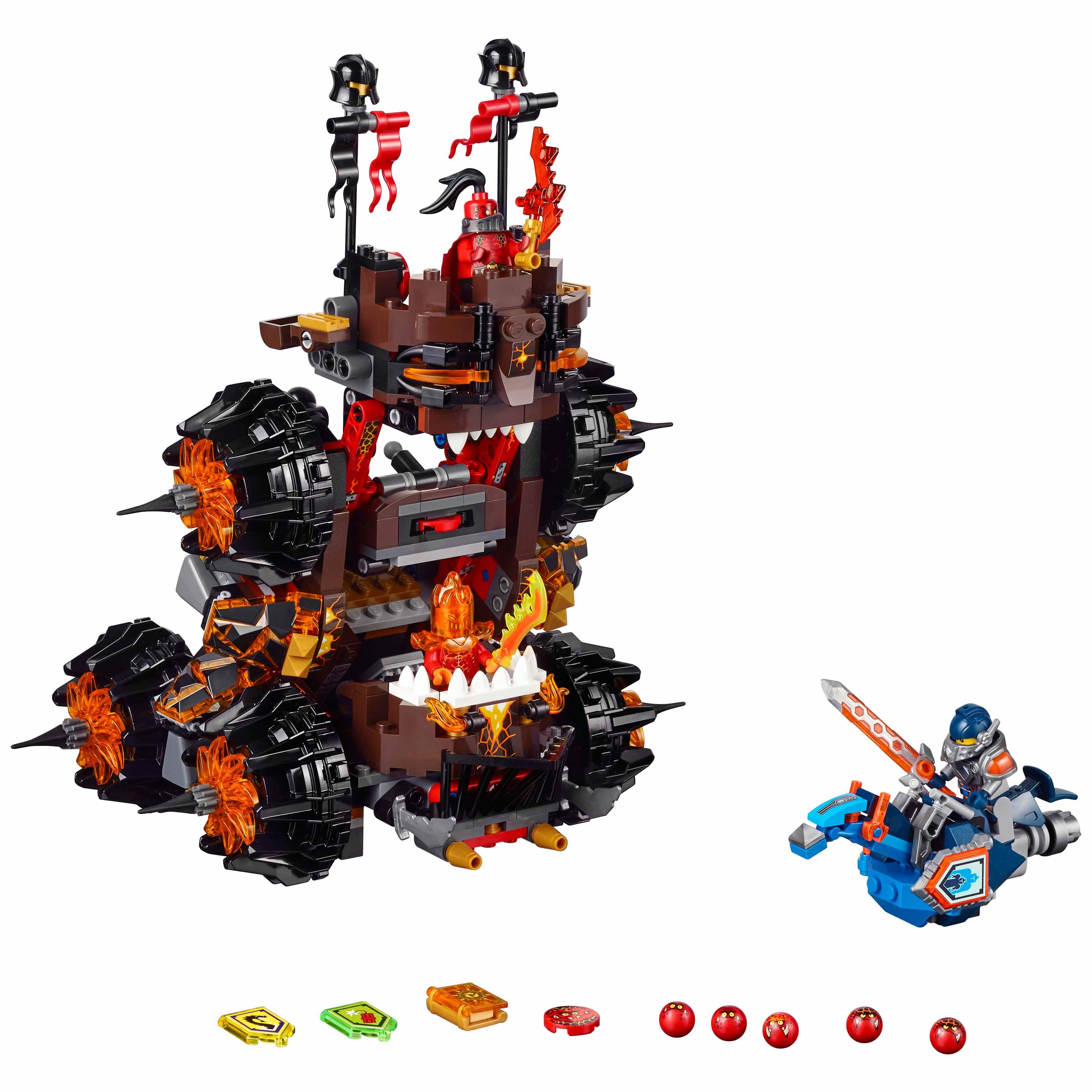 LEGO® NEXO KNIGHTS™ Ultimate Flama (70339) Hammer ...