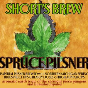 Short's Spruce Pilsner