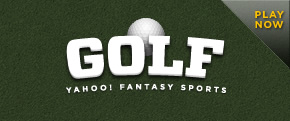 Play Yahoo! Fantasy Golf