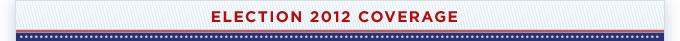 ELECTION  2012 DEBATE COVERAGE