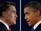 Romney and Obama profiles