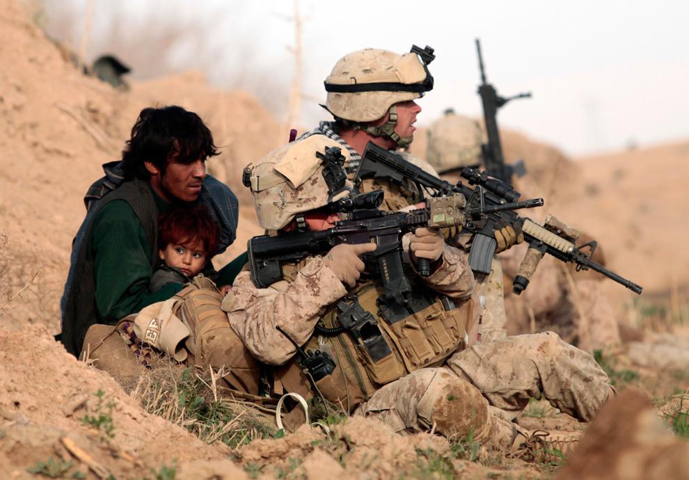 Las fotos del año 2010 Afganist%C3%A1n-Goran-Tomasevic-Reuters
