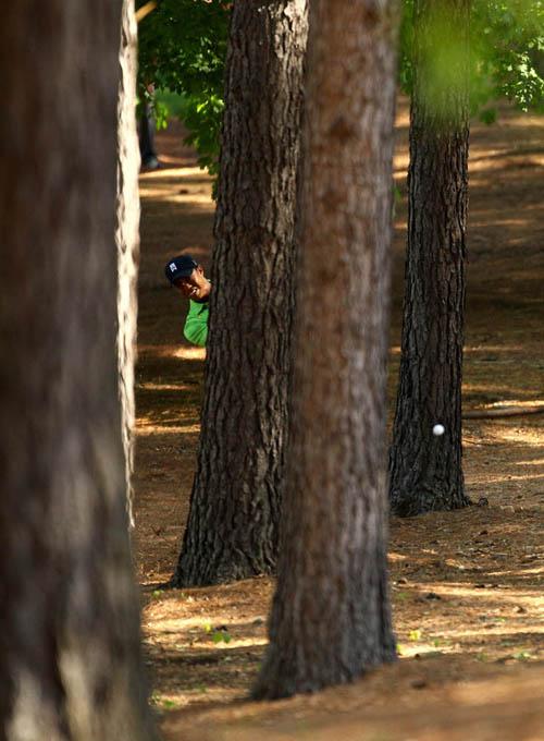 Las fotos del año 2010 Tiger-Woods-Getty