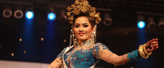 Putri Kopi Indonesia 2011
