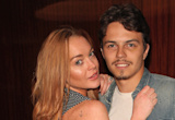 Lindsay Lohan Posts About Possible Relationship Drama, Hints at Pregnancy