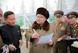 North Korea: Kim Jong-un reportedly orders two officials to be executed by anti-aircraft guns