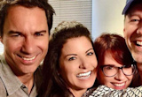 'Will & Grace' Stars Reunite for 'Something Big' -- See the Pics!