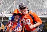 The Denver Broncos and Sony will soon give some fans godlike views of football games
