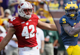 Battle of Wisconsin, Michigan defense is Big Ten football at its finest