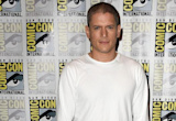 EXCLUSIVE: 'Prison Break' Star Wentworth Miller Talks Difficulty of Doing Stunts at 44
